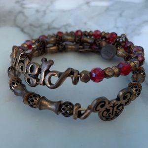 Set of 2 Alex & Ani Disney Bracelets 🏰